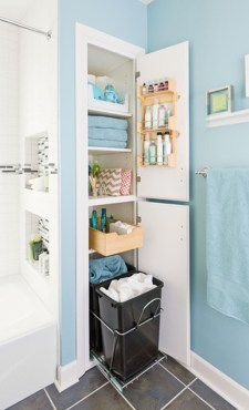 39 Cool And Stylish Small Bathroom Design Ideas07