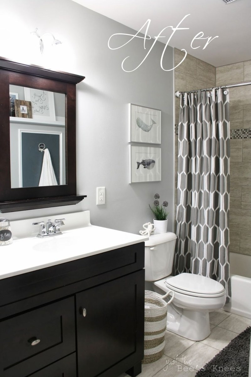 39 Cool And Stylish Small Bathroom Design Ideas11