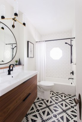 39 Cool And Stylish Small Bathroom Design Ideas24