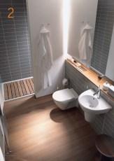 39 Cool And Stylish Small Bathroom Design Ideas37