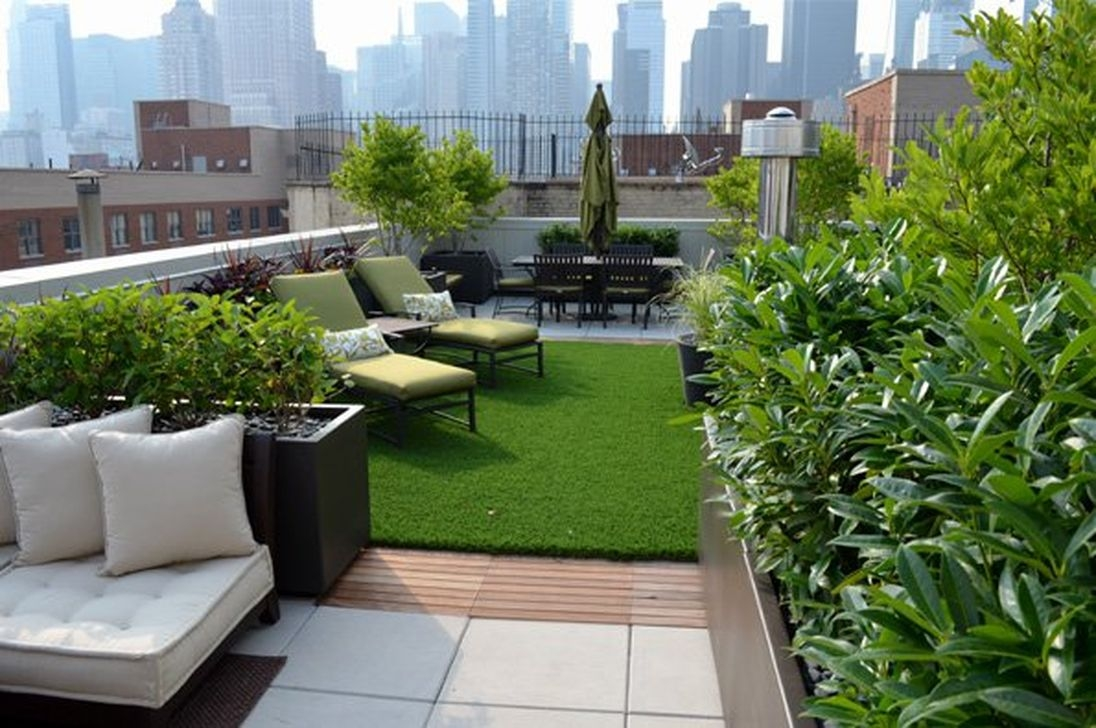 39 Inspiring Rooftop Terrace Design Ideas 16