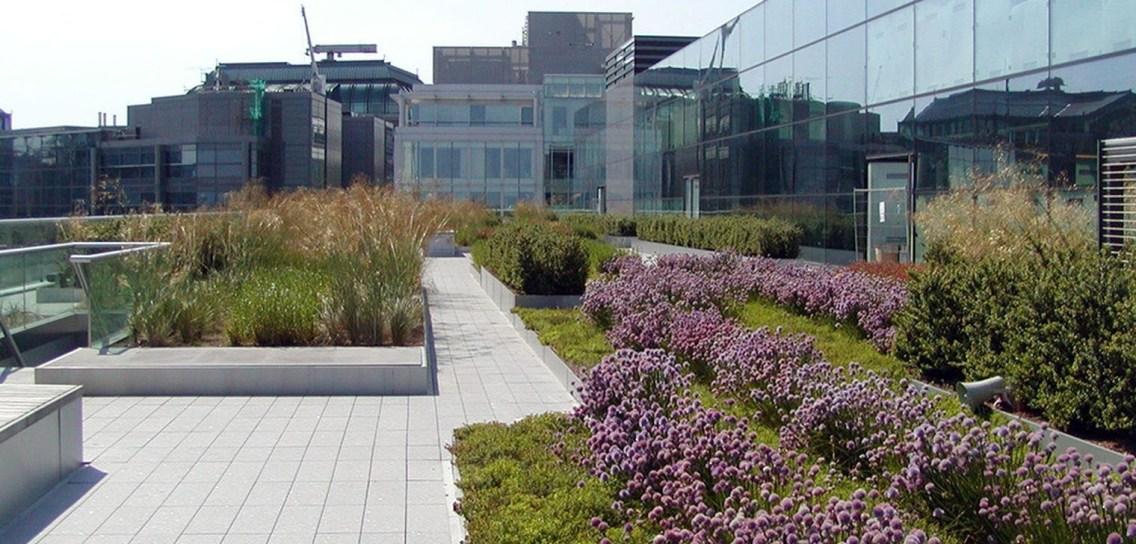 39 Inspiring Rooftop Terrace Design Ideas 34
