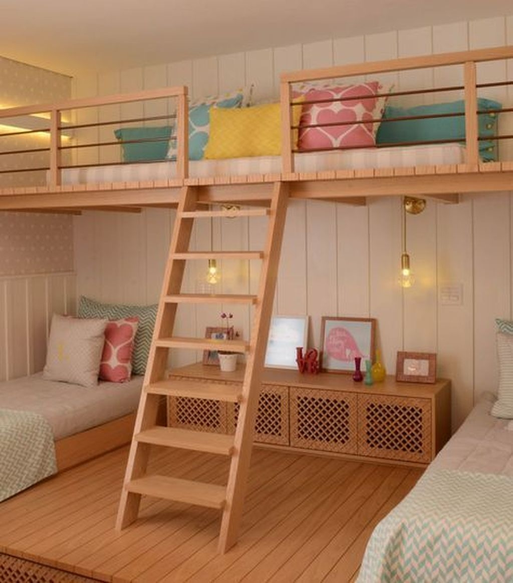 39 Wonderful Girls Room Design Ideas17