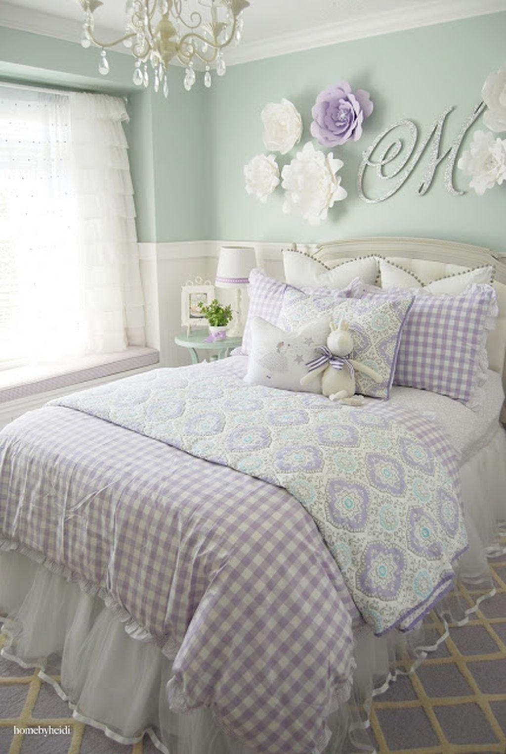 39 Wonderful Girls Room Design Ideas18