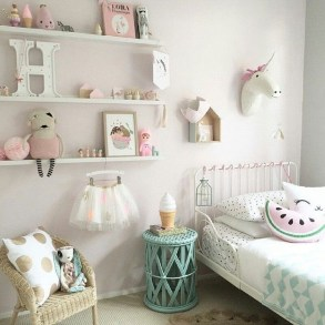 39 Wonderful Girls Room Design Ideas32