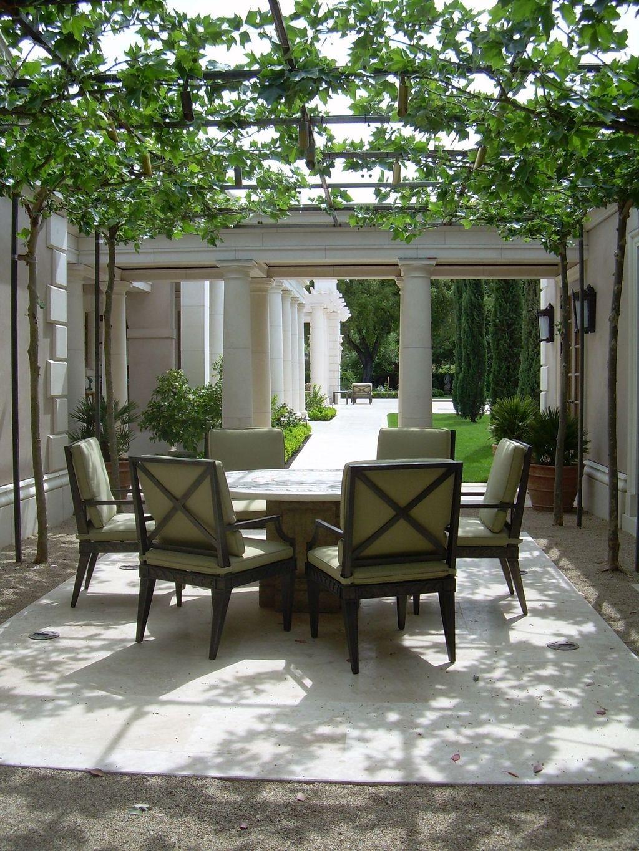 Adorable Outdoor Dining Area Furniture Ideas 05