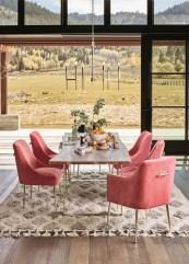 Adorable Outdoor Dining Area Furniture Ideas 10