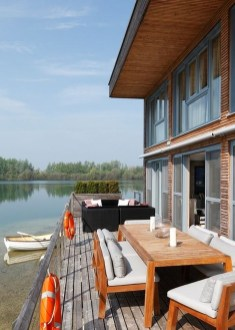 Adorable Outdoor Dining Area Furniture Ideas 36