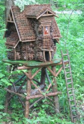 Amazing Backyard Fairy Garden Ideas On A Budget 04