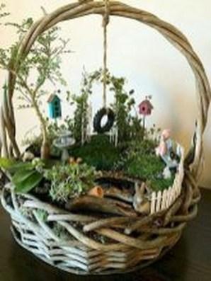 Amazing Backyard Fairy Garden Ideas On A Budget 14