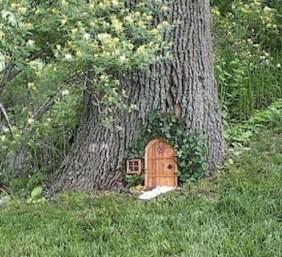 Amazing Backyard Fairy Garden Ideas On A Budget 37