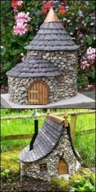 Amazing Backyard Fairy Garden Ideas On A Budget 41