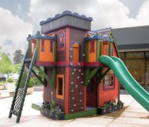 Awesome Outdoor Kids Playhouses That Youll Want To Live Yourself 20