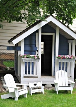 Awesome Outdoor Kids Playhouses That Youll Want To Live Yourself 29