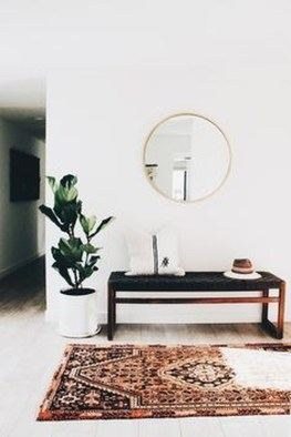 Boho Chic Home Décor Ideas With Mexican Touches09
