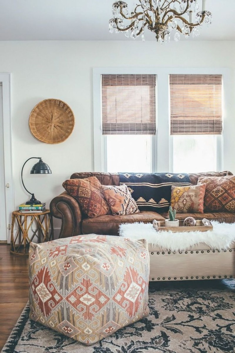 Boho Chic Home Décor Ideas With Mexican Touches16