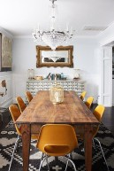 Bright And Colorful Dining Room Design Ideas 01