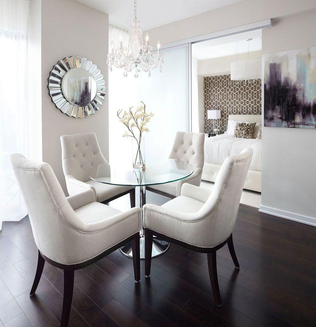 Brilliant Small Apartment Decoration Ideas On A Budget 14