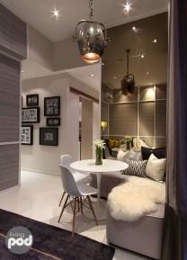Brilliant Small Apartment Decoration Ideas On A Budget 32