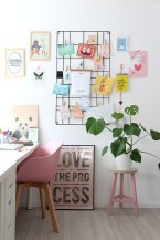 Colorful Home Office Design Ideas You Will Totally Love 03