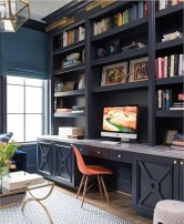 Colorful Home Office Design Ideas You Will Totally Love 24
