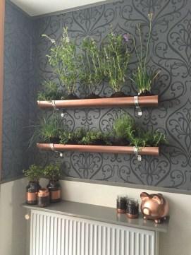 Cool Indoor Vertical Garden Design Ideas 13