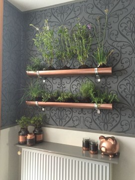 Cool Indoor Vertical Garden Design Ideas 13
