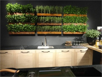 Cool Indoor Vertical Garden Design Ideas 36