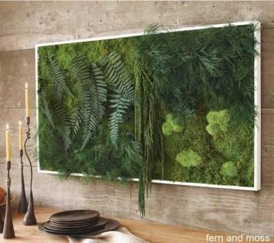 Cool Indoor Vertical Garden Design Ideas 47
