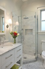 Cool Small Master Bathroom Remodel Ideas 04