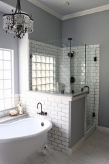 Cool Small Master Bathroom Remodel Ideas 17
