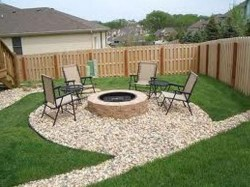 Cozy Backyard Landscaping Ideas On A Budget 05