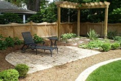 Cozy Backyard Landscaping Ideas On A Budget 13
