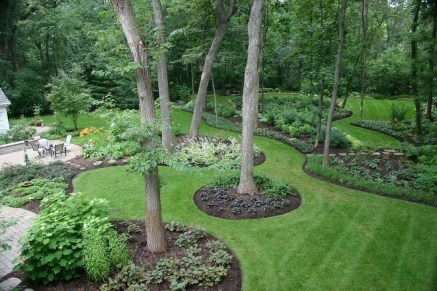 Cozy Backyard Landscaping Ideas On A Budget 20