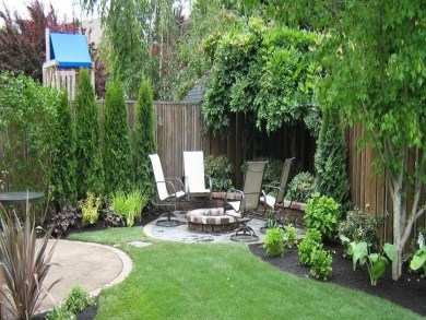 Cozy Backyard Landscaping Ideas On A Budget 43