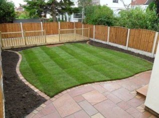 Cozy Backyard Landscaping Ideas On A Budget 46