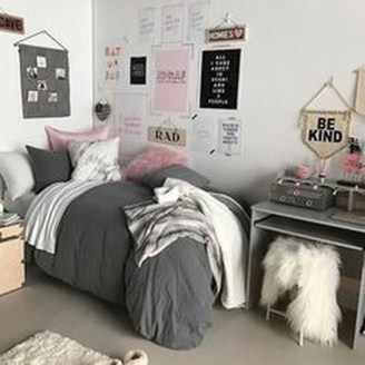 Creative And Cute Diy Dorm Room Decoration Ideas 43