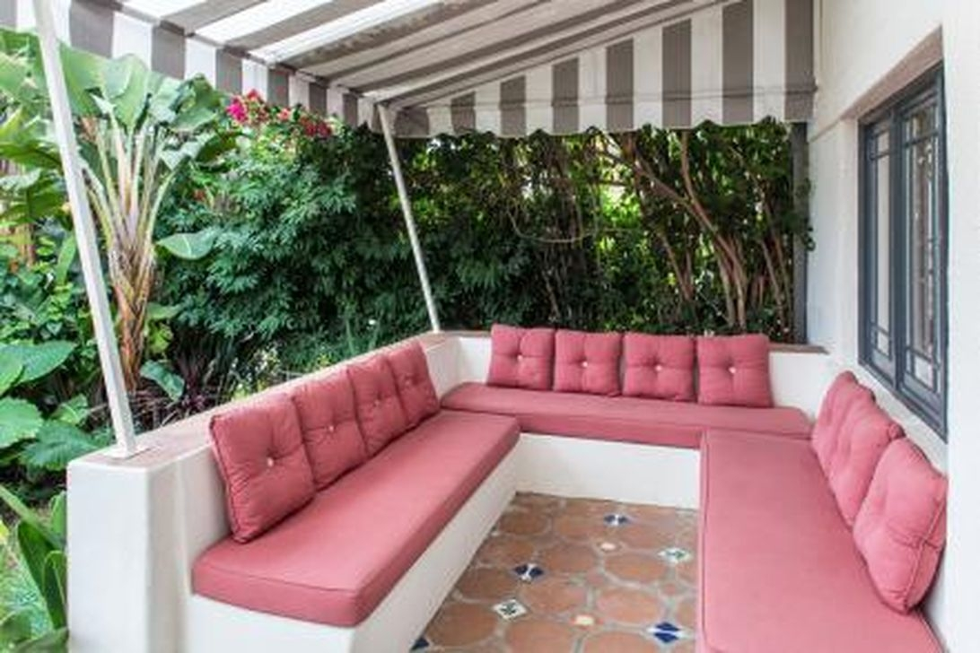 Cute And Cool Pastel Patio Design Ideas06