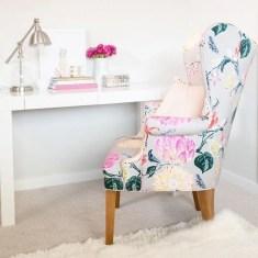 Elegant And Exquisite Feminine Home Office Design Ideas 03