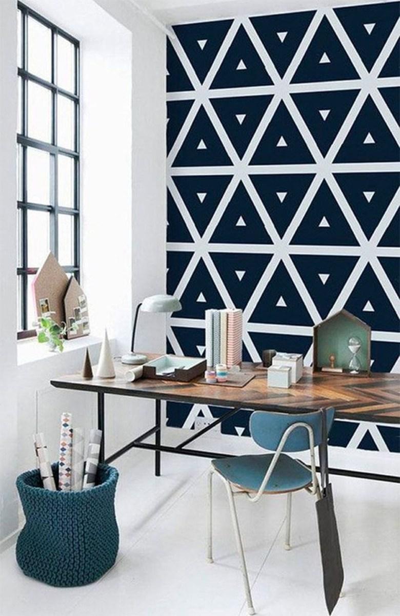 Elegant And Exquisite Feminine Home Office Design Ideas 26