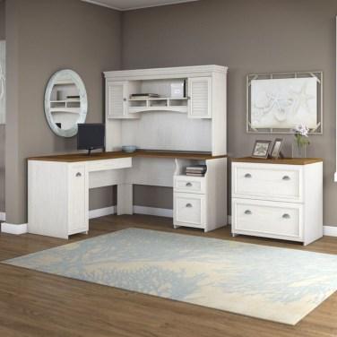 Futuristic L Shaped Desk Design Ideas 02