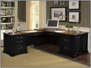 Futuristic L Shaped Desk Design Ideas 08