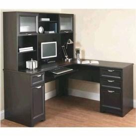 Futuristic L Shaped Desk Design Ideas 19