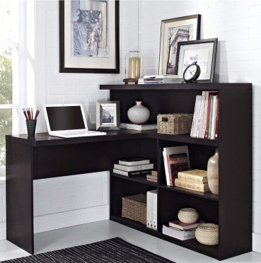 Futuristic L Shaped Desk Design Ideas 27