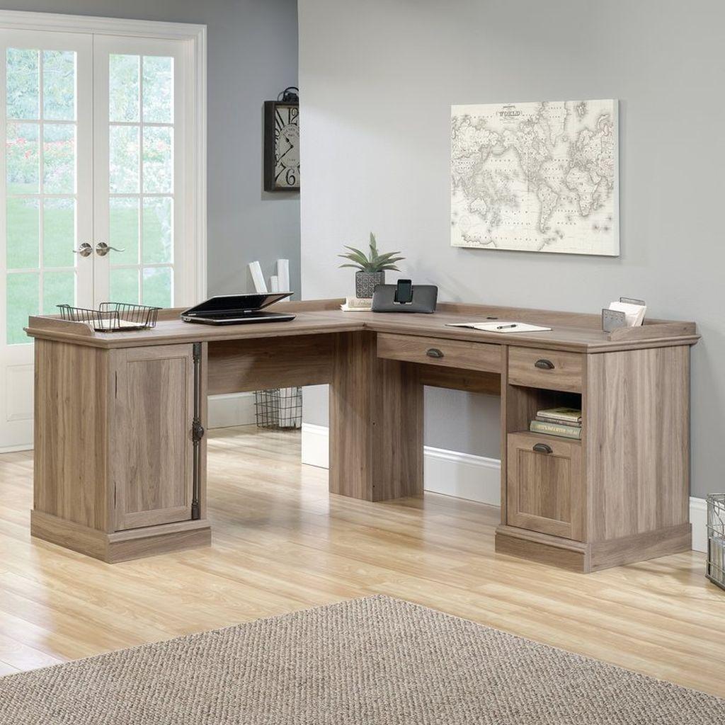 Futuristic L Shaped Desk Design Ideas 28