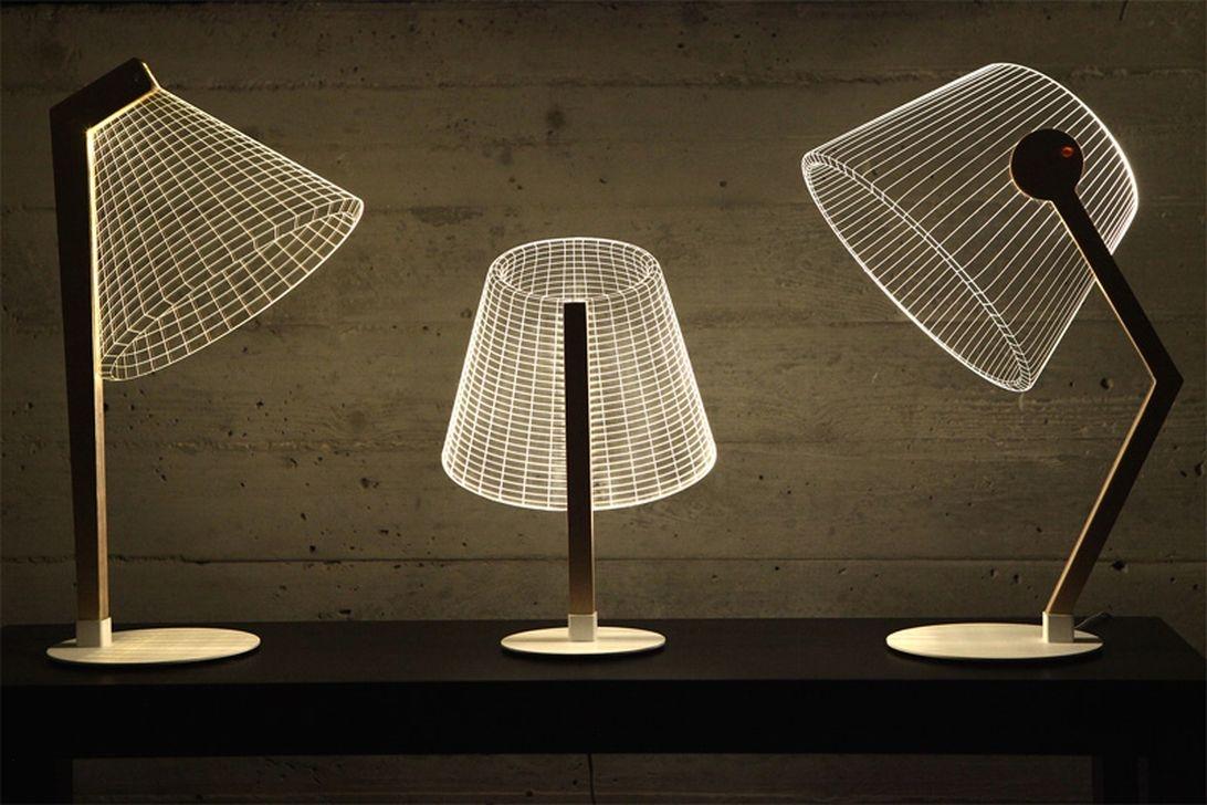Futuristic Table Lamps Design Ideas For Workspaces 07