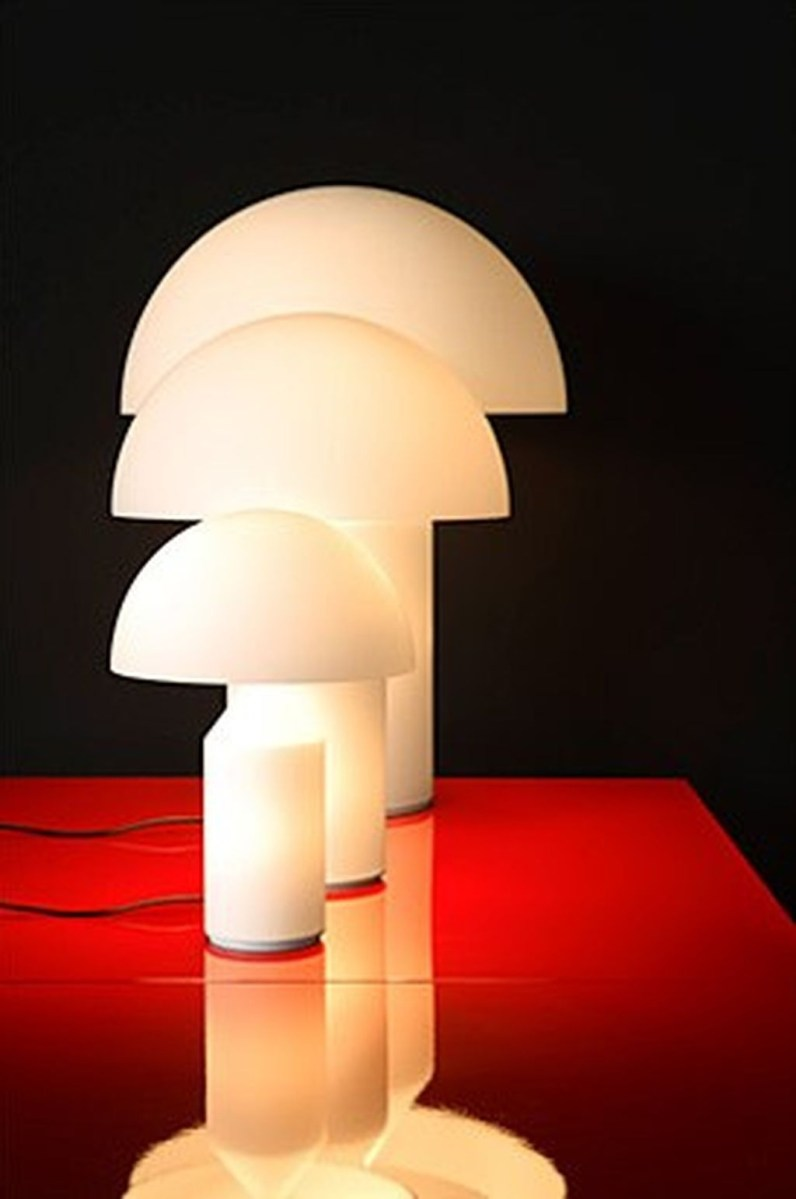 Futuristic Table Lamps Design Ideas For Workspaces 20