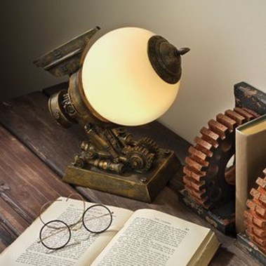 Futuristic Table Lamps Design Ideas For Workspaces 36