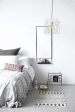 Modern And Stylish Scandinavian Bedroom Decoration Ideas 03