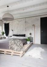 Modern And Stylish Scandinavian Bedroom Decoration Ideas 06